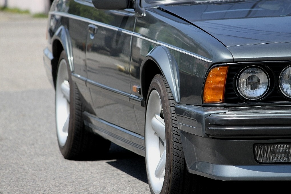 Bmw m6 e24 highway for Garage bmw chambery 73
