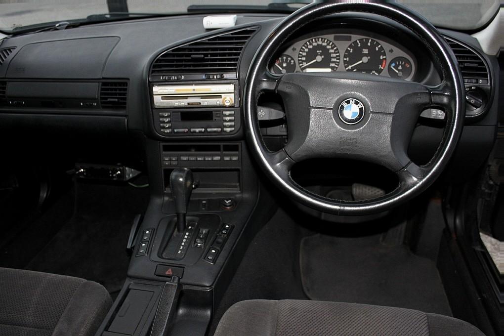 BMW Alpina B6 >> '98 BMW 320i (E36) | ストックカー | Highway Star GARAGE 〜 BMW E24 E28 ALPINA アルピナ 〜 ハイウェイスターガレージ