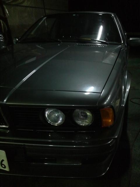 39 88 bmw 635csi e24 type 7 highway for Garage bmw chambery 73