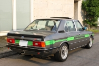 '81 アルピナB7ターボ (BMW E12 TYPE)  ALPINA B7 TURBO