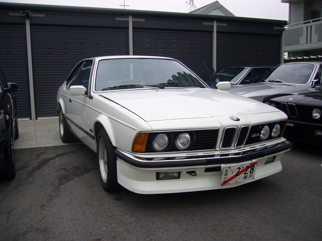 39 85 bmw m635csi e24 highway star for Garage bmw 33