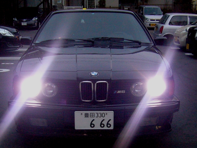 39 88 bmw m6 e24 type hid highway star for Garage bmw chambery 73