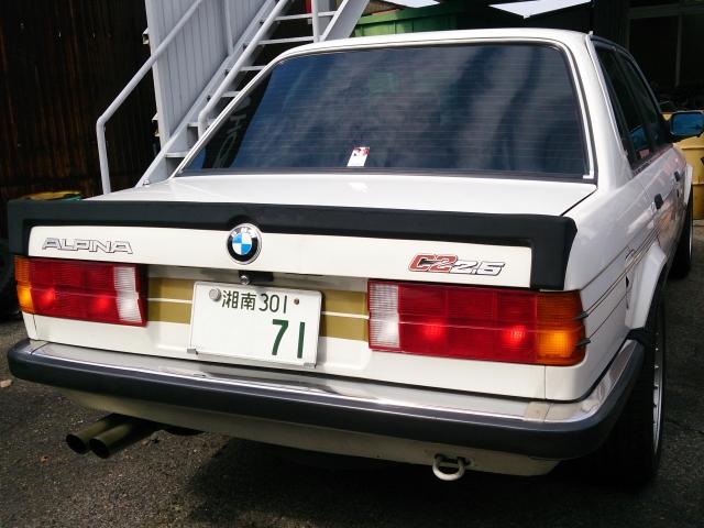 39 86 c2 2 5 bmw e30 highway star garage for Garage bmw bondy 93
