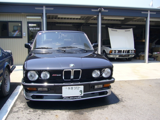 39 83 b9 3 5 bmw e28 highway star for Garage bmw 57 thionville